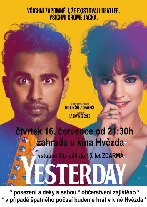 Yesterday Kino